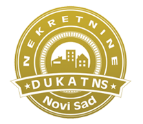 Nekretnine Novi Sad – DUKAT NS Logo